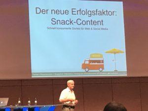 Snack Content